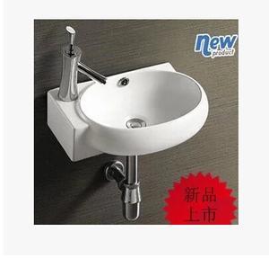 九牧卫生洁具迷你洗手盆儿童盆小空间洗簌盆墙角洗脸池挂墙式面盆
