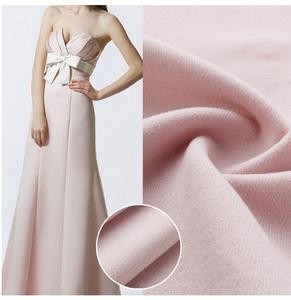 巨联纺织品厂直销 涤纶磨毛布 礼服婚纱鞋业箱包布料