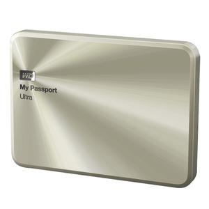 西部数据 Ultra 金属版2TB 超便携移动硬盘