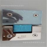 厂家直销优质不锈钢 浴室夹玻璃合页玻璃固定夹沐浴房合页
