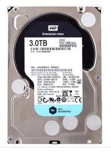 WD/西部数据WD3000F9YZ 3TB  企业级硬盘