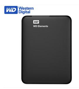 WD E元素新 WDBUZG5000ABK 500G移动硬盘