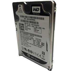 西数WD5000BPKX 500G 7200转笔记本硬盘