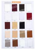新品 厂家直销 包装PU革-条纹沙丁