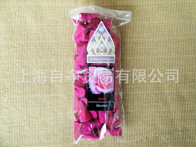 泰国熏香—100粒特浓塔香—玫瑰—调节生理
