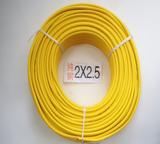 纯铜黄皮电缆