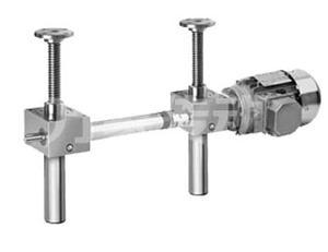 TP蜗轮丝杆升降机丨TP螺旋升降机
