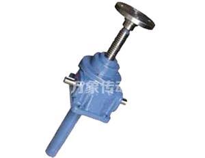专业生产WM螺旋蜗轮丝杆升降机
