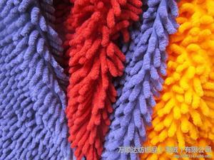 鞭炮绒 (棉和涤)