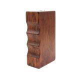 供应木雕PC木盒子APC花梨木汇美仕科技木雕PC木