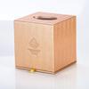 广州皮具厂家专业生产定制高档偏僻纸巾盒