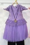 女童蕾丝裙 连衣裙 公主裙 纱裙