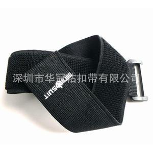 【华冠魔术贴】供应 环保弹力绑带 弹性粘扣绑带