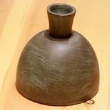 泰国装饰品木质花瓶A0128