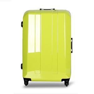2015新款PC拉杆铝框箱商务旅行箱