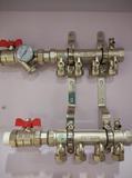 鑫帆铜质段压一体分水器