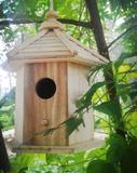 木质工艺鸟窝