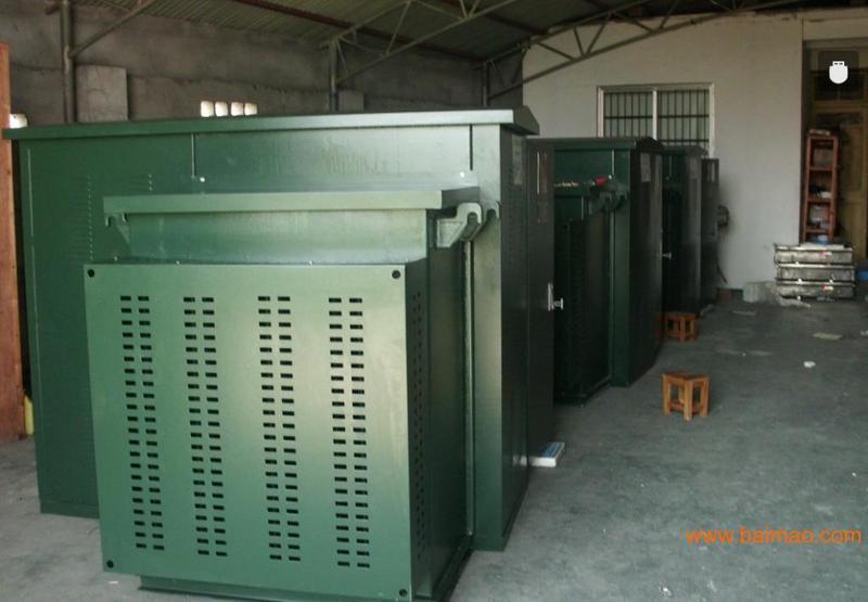 风电专用欧变,美变,箱式变电站厂家 - 箱式变电站批发图片