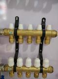 锻压手动调节智能型分水器(可后期安装分室温控)