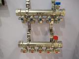 工程用锻造一体式分水器