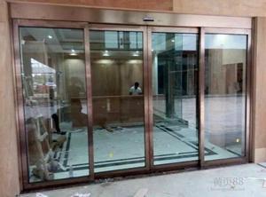 北京安装无框玻璃门换中空玻璃