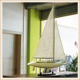 一帆风顺帆船模型摆件家居装饰品澳大利亚号