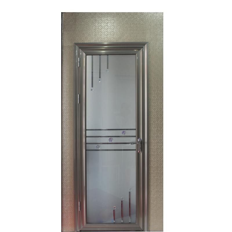 钛镁铝合金卫生间门_全新钛镁铝合金门卫生间门卫浴门吊趟门