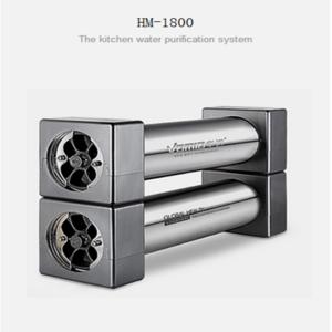 华迈净水器 超滤机  HM-1800 超大出水量