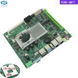 深圳灵江x86嵌入式工业主板PCM5-QM77
