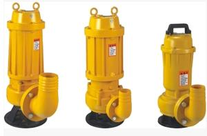 WQ50-13-3KW无堵塞排水泵