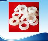 高品质硅胶白色垫圈圆垫