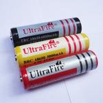手电筒电池 3.7V充电电池 18650锂电
