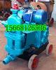 HJB-4双缸活塞式灰浆泵