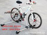 汽车自行车车载架汽车车顶架汽车车顶架主架+副架1套