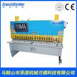 QC11Y-4*1600液压闸式剪板机 小型剪板机