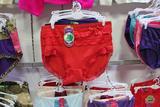 女 竹纤维蕾丝内裤 女士透气提臀内裤