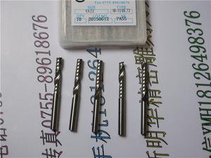 钨钢螺旋铣刀 单刃雕刻刀 亚克力单刃刀 新明华刀具