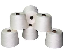低价供应纯棉精梳、普梳32/2合股纱及色纱