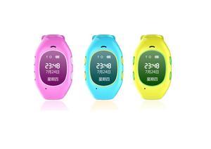 智能儿童定位手表Y8