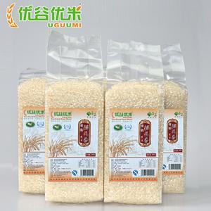 胚芽好米新米 有机稻花香大米非转基因 5斤包邮