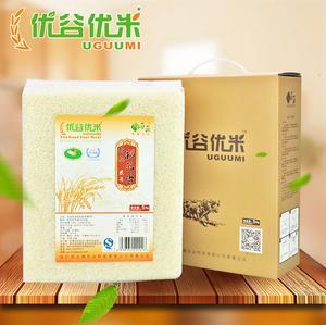 有机种植稻花香大米自产非转基因5kg 10斤包邮
