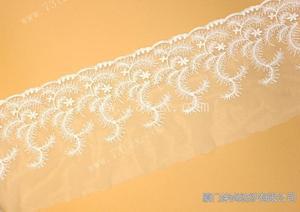 刺绣花边婚纱礼服内衣花边辅料服装辅料丝袜