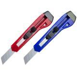 齐心 B2827 大号塑胶壳简易美工刀
