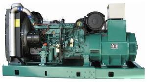西安伟力 沃尔沃500KW发电机组