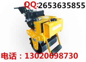 单钢轮机械单驱振动压路机