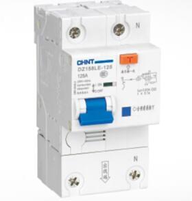 DZ158LE-100 1P剩余电流动作断路器