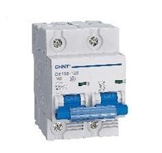 DZ158-125 1P交流小型断路器