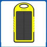 地摊太阳能移动电源定做 太阳能手机充电宝厂家批发