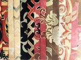 绒布,雪尼尔,麻布,真丝,棉布,提花布,色织布