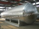 不锈钢压力容器储罐 食品储罐批发 卧式储油罐厂家